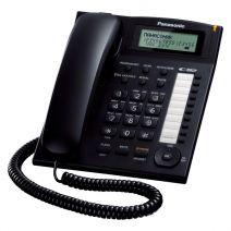 ანალოგური ტელეფონი Panasonic KX_TS2388UAB