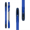 SKIS N QST 118 DARK BLUE 185