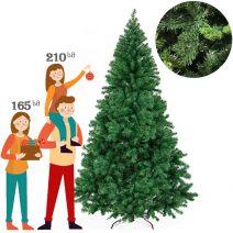 მარადმწვანე საახალწლო ნაძვის ხე 270 სმ