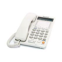 ანალოგური ტელეფონი Panasonic KX_TS2368RUW
