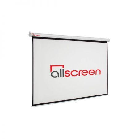 პროექტორის ეკრანი ALLSCREEN CWP-6363