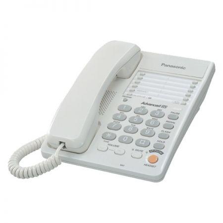 ანალოგური ტელეფონი Panasonic KX_TS2363UAW